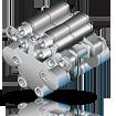 Hydraulic Calipers